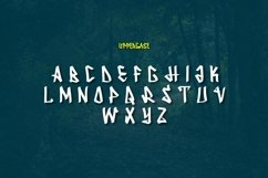Serpong Typeface Product Image 5