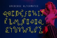 Round Light - Display Font & Pattern Product Image 5