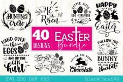 Easter Bundle SVG 40 designs Product Image 3