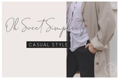 Outside Collection Signature Font Product Image 5