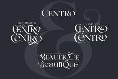 Meritta Serif Product Image 2