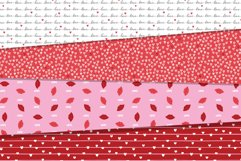Valentines Day seamless patterns Product Image 3