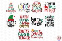 Big Merry Christmas Bundles - 50 SVG PNG EPS DXF JPG Product Image 3