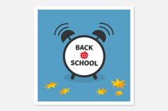 Back to school. Alarm clock Product Image 1