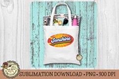 Retro Stacked Summer Sublimation-Vintage Sublimation Design Product Image 2