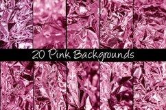 100 Shiny Foil Backgrounds Product Image 5