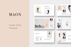 MAON - Google Slides Template Product Image 1