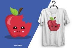 Apple Cool T-Shirt Design | Sublimation T-Shirt Product Image 4