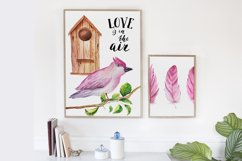 Watercolor Spring&Love Set Product Image 6