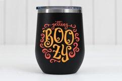 Halloween SVG, Boozy SVG, Ghost SVG, Halloween Drinking SVG Product Image 2