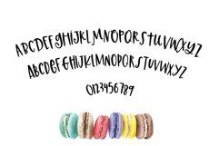 Mimosa Macaroon Product Image 2