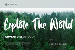 Honorable - Handwritten Brush Font Product Image 8