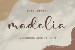 Beauty Handwritten Font Bundle Product Image 5