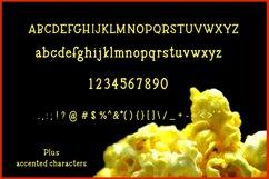 Buttered Popcorn - A handwritten serif font Product Image 2