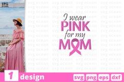 Cancer SVG Bundle | Awareness SVG | Breast Cancer Cut File Product Image 16