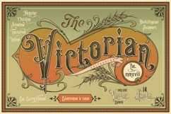 Victorian Fonts Collection Product Image 1