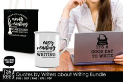 Quotes by Writers about Writing Artists Bundle Product Image 3
