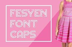 Fesyen Display Font Product Image 1