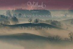 Veilland - Fancy Script Font Product Image 9