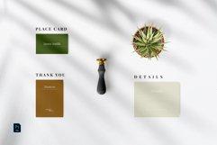Tropical Colour Invitation Suite Product Image 2