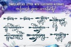 Designers font Bundle 11 Fonts Product Image 16