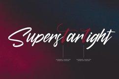 Diettersen Script Calligraphy Font Product Image 4
