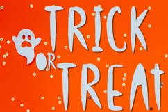 Spooky Night - A Creepy Font Product Image 5