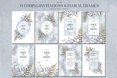 Floral wedding cards set Product Image 3