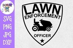 Lawn Enforcement Officer Bundle - Father's Day SVG Product Image 2