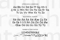 Web Font Aratohrn Font Product Image 2