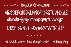 Oh Sweet Mrs. Claus Font Duo Product Image 3