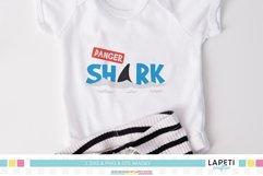 Shark svg, shark clip art, shark png for sublimation Product Image 3