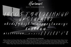 Homeroom - Stylish Script Font Product Image 2