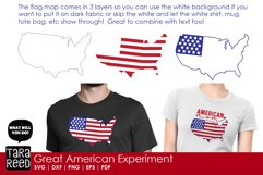 Great American Experiment - Patriotic SVG and Cut Files Product Image 2
