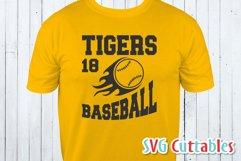Baseball SVG Bundle #1| Template SVG Cut Files Product Image 6