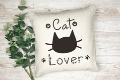 Cat Lover Quote Product Image 5