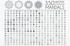 Mandala bundle SVG, Mandala Flower Product Image 2