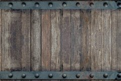 Wood & Metal Texture Backgrounds Product Image 5