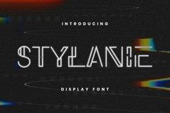 Web Font Stylanie Font Product Image 1