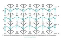 HookinCrochet Symbols 1 Font Software Product Image 2