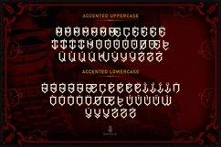 GILLES DE RAIS | gangster type font Product Image 6
