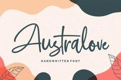 Australove - Modern Handwritten Product Image 1