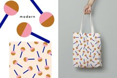 Seamless Modern Geometrical Abstract & Minimalistic Patterns Product Image 4