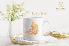 Butterfly SVG, butterfly PNG, butterfly silhouette Product Image 5