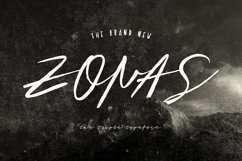 Zonas Typeface Product Image 1