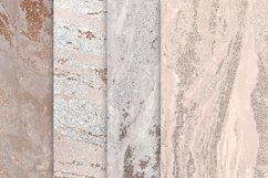 Rose Gold Marble Digital Paper, Nude marble textures, Marble Product Image 3