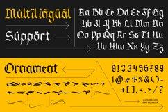 Web Font - Ganghoods Product Image 2