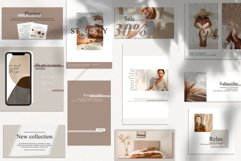 Templates for social media | BOHEMIA Product Image 3