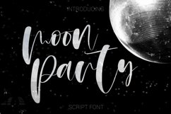 Moon Party Script Font Product Image 1