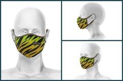 Face Mask Mockup Product Image 4